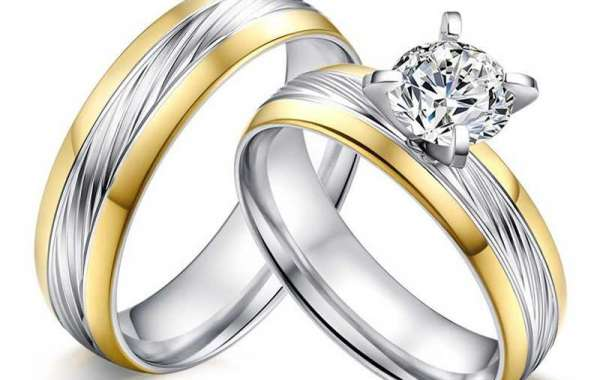 Husband and his lady friend share Wedding band