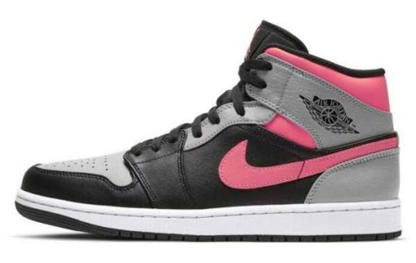 Where to Buy the Dream Air Jordan 1 Mid Shadow Pink ?