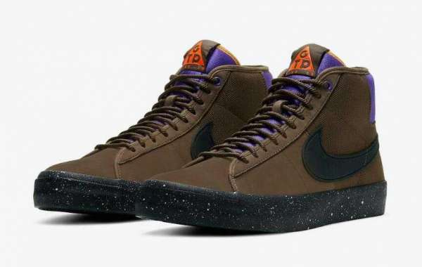 Grant Taylor x Nike SB Blazer Mid GT Pro GTP to Arrive on October 10, 2020