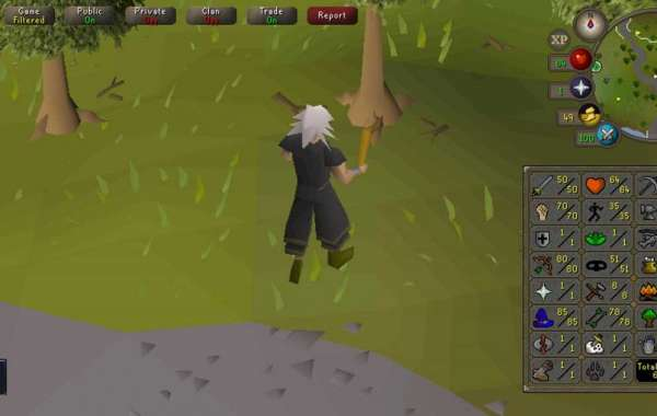 I have started playing RuneScape