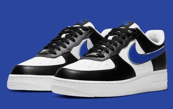 2020 Nike Adds Metallic Logos And Stars To the Upcoming Air Force 1 Low