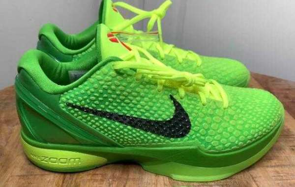 Nike Kobe 6 Protro Grinch to Debut on December 24, 2020