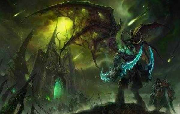 You will find glittering prizes waiting in World of Warcraft