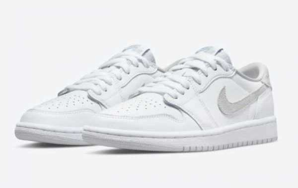 "Brand New Air Jordan 1 Low OG ""Neutral Grey"" CZ0775-100"
