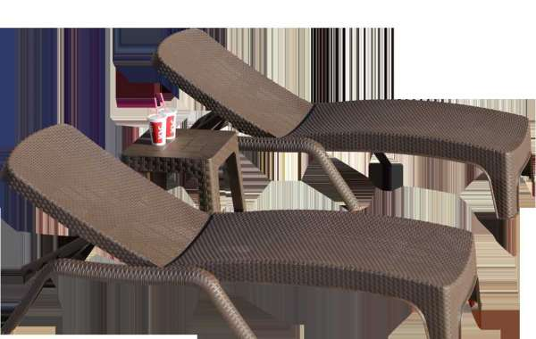 Steps to Clean the Insharefurniture Rattan Lounge Set