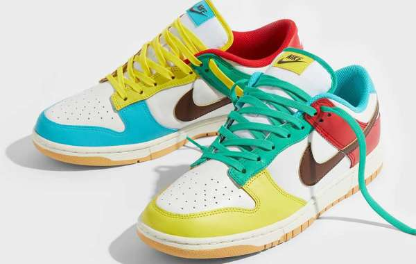 """Where To Buy Nike Dunk Low """"Free.99"""" DH0952-100"""