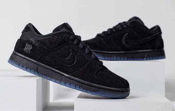"""DO9329-001 UNDEFEATED x Nike Dunk Low """"Dunk Vs. AF-1"""" will be released soon"""