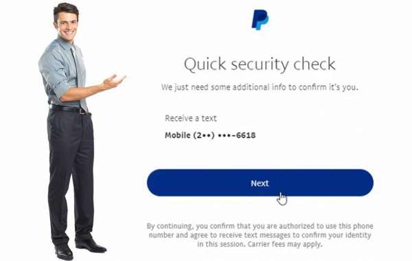 How to log in to a Paypal account without phone verification?